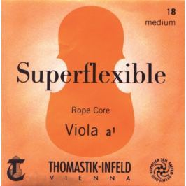 Thomastik Strings For Viola Superflexible rope core Strong