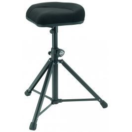 K&M 14053 Stool black fabric