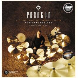 SABIAN PARAGON PERFORMANCE SET (14