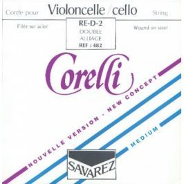 Corelli Strings For Cello Steel 483