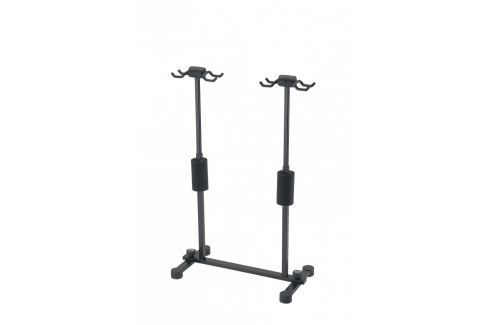 K&M 17604 Four guitar stand »Roadie« black